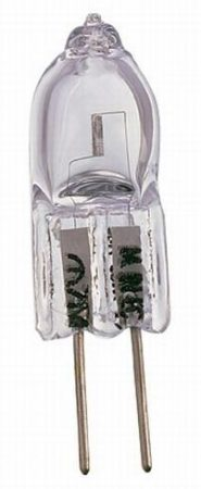 Bell 10 Pack 20 Watt G4 Clear Halogen Lamps