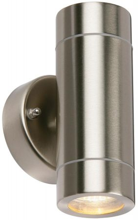 Palin Stainless Steel Outdoor Up And Down Wall Spot Light IP44