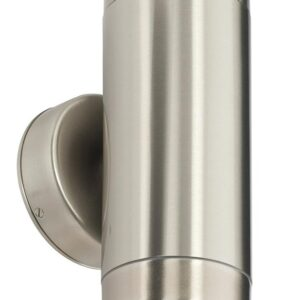 Atlantis Outdoor Up & Down Wall Light 316 Stainless Steel IP65