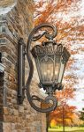 Kichler Tournai 4 Light Extra Large Outdoor Wall Lantern Londonderry