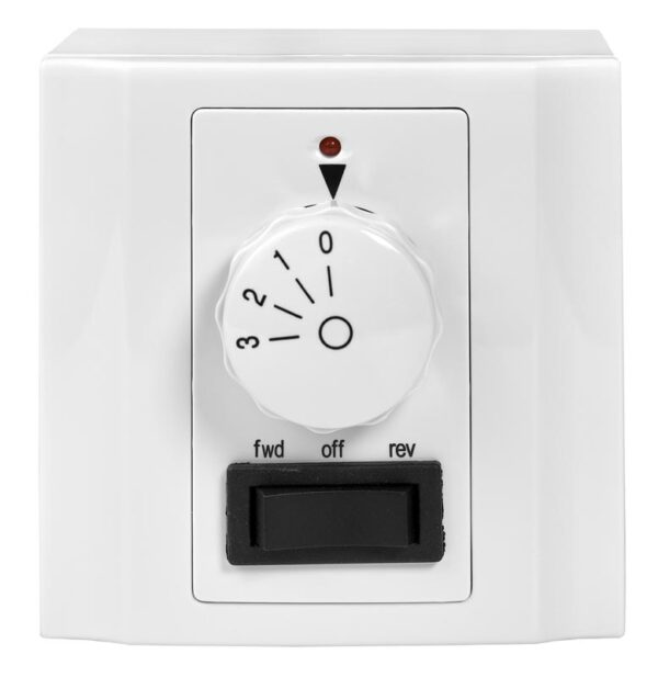 Fantasia commercial fan wall controller with reverse