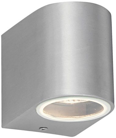 Doron Modern IP44 Outdoor Wall Down Light Brushed Alloy