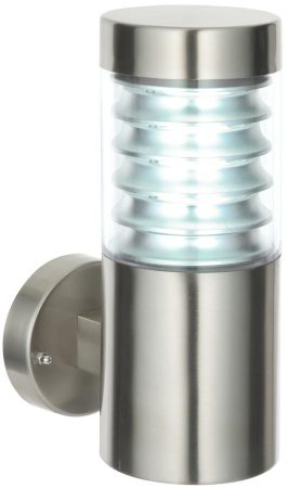 Equinox Modern IP44 Outdoor Wall Light 316L Stainless Steel