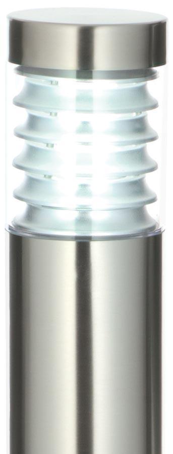 Equinox 80cm Outdoor Post Light Marine Grade Stainless Steel 49911