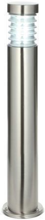 Equinox 80cm Outdoor Post Light Marine Grade Stainless Steel