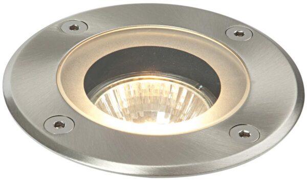 Pillar Round Marine Grade Stainless Steel IP65 Walkover Light