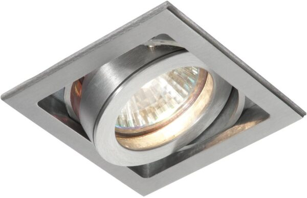 Xeno Single Adjustable GU10 Recessed Boxed Downlight