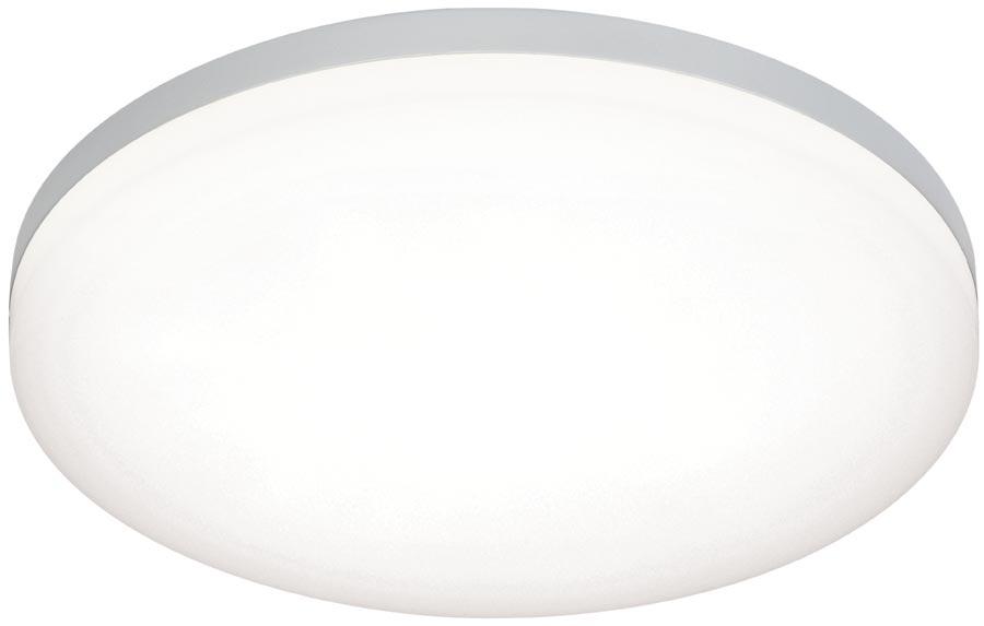 Noble Modern 30cm Round Flush LED Bathroom Ceiling Light Silver  sc 1 st  Universal Lighting Services & Noble Modern 30cm Round Flush LED Bathroom Ceiling Light Silver 54479