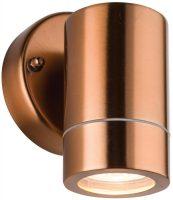 Palin Modern IP44 Outdoor Downward Wall Spot Light Copper