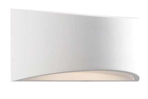 Toko 3w Warm White LED Large Paintable Plaster Wall Washer