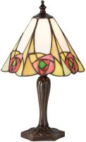 Ingram Small Art Nouveau Tiffany Table Lamp