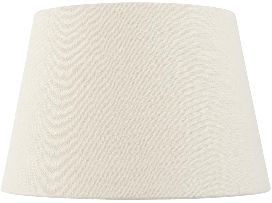 cici ivory fabric 8 inch small table lamp shade 66205. Black Bedroom Furniture Sets. Home Design Ideas