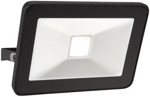Sabre Black IP65 Outdoor Security Floodlight 20w LED
