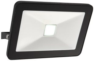 Sabre Black IP65 Outdoor Security Floodlight 30w LED