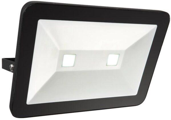 Sabre Black IP65 Outdoor Security Floodlight 80w LED