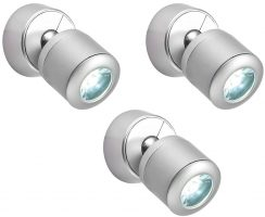 Marci Mini 3 Light LED Under Cupboard Spot Light Kit