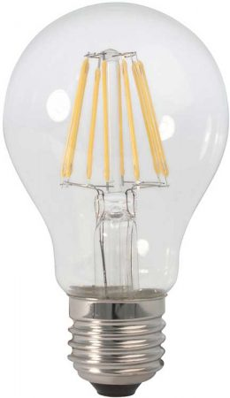 Filament GLS Light Bulb 6w 640 Lumens Warm White