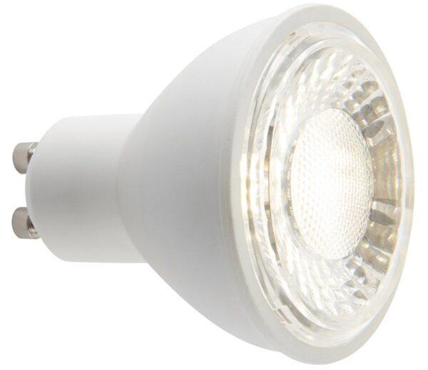 Cool White 7W GU10 SMD LED Lamp 60 Degree Beam