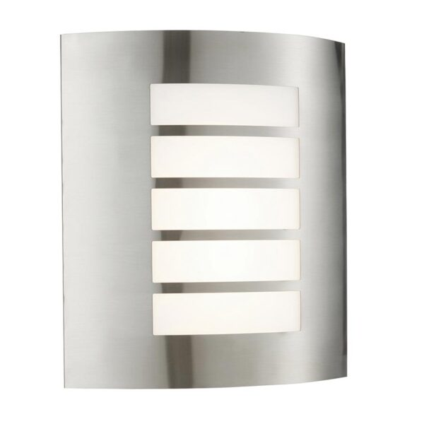 Bianco LED Modern 304 Stainless Steel Outdoor Wall Light IP44
