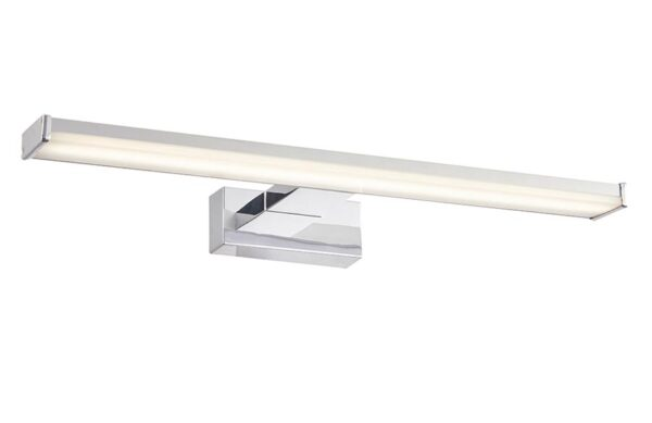 Axis LED Picture Light Style Bathroom Mirror Light Chrome IP44