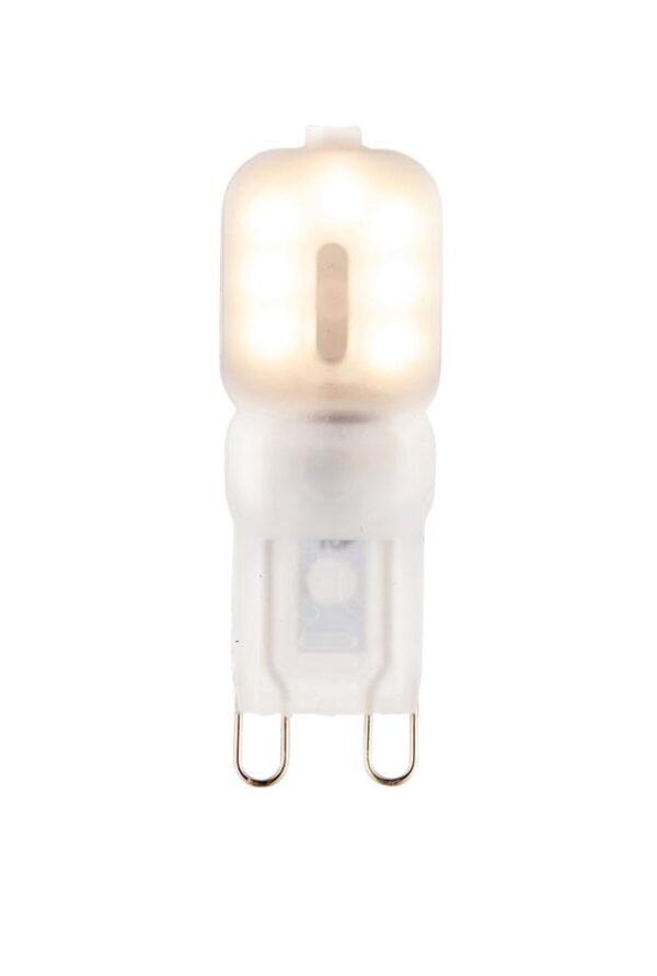 Non-Dimmable 2.5w G9 LED Warm White 200 Lumens