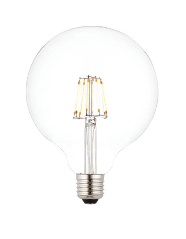 Dimmable Filament E27 Large Globe Light Bulb 7w LED 810 Lumens