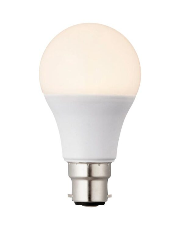 Dimmable 10w LED B22 GLS Light Bulb Warm White 806 Lm