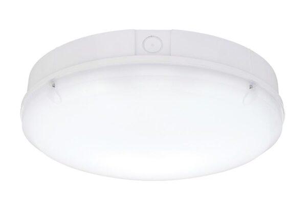 Forca Microwave 18w CCT LED Bulkhead Light White IP65