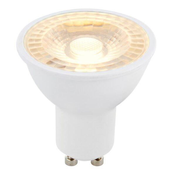 Dimmable GU10 6W LED Spot Lamp Warm White 420 Lumen