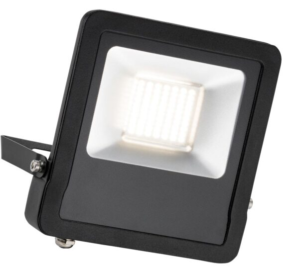 Saxby Surge very bright 50w LED outdoor security foodlight black IP65