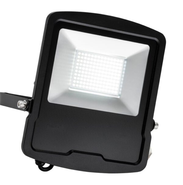Mantra very bright 100w LED outdoor security foodlight black IP65