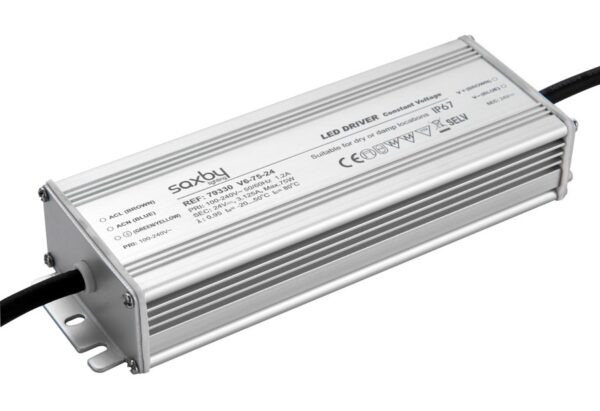 Constant Voltage 24v LED Driver Non Dimmable 75w IP67