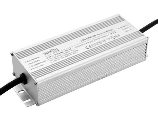 Constant Voltage 24v LED Driver Non Dimmable 150w IP67