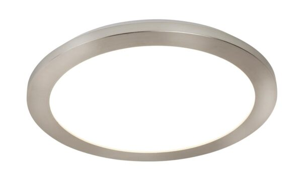 8101-30SS small 30cm LED flush bathroom ceiling light