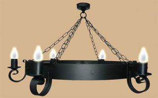 wrought iron ceiling lights wrought chandeliers lighting
