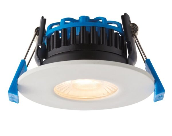 ShieldPRO 7w CCT LED Bathroom Down Light Fire Rated IP65
