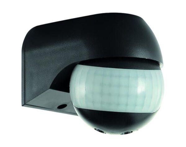 Adjustable Outdoor PIR Motion Sensor Accessory IP44 Black