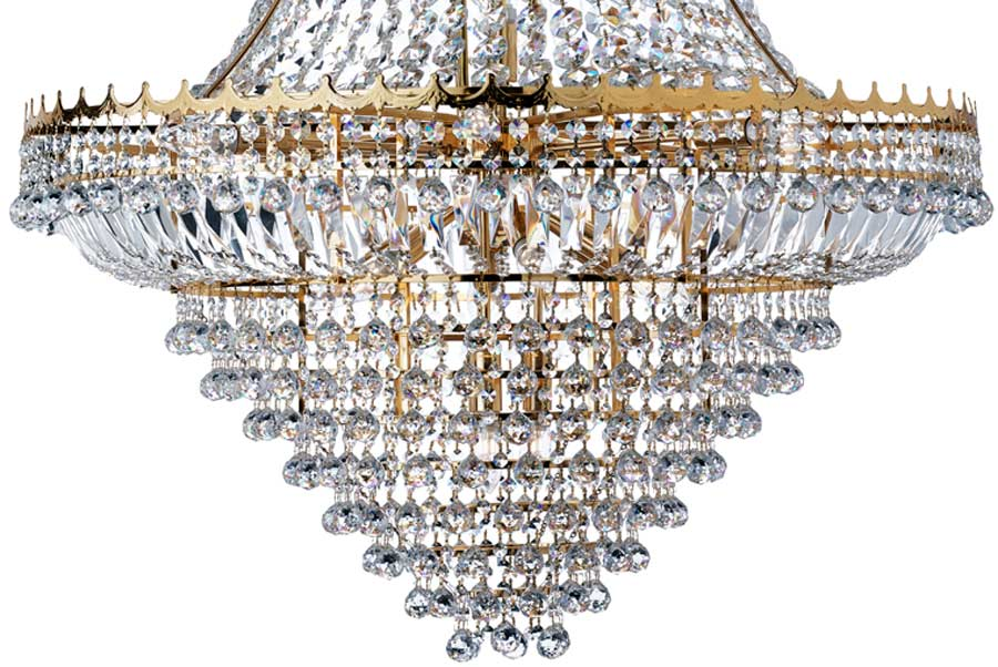 Versailles extra large gold finish 19 light crystal chandelier versailles extra large gold finish 19 light crystal chandelier aloadofball Gallery