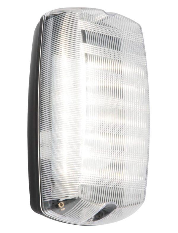 Avit Rust Proof 10w Cool White LED Outdoor Bulkhead Light Black IP65