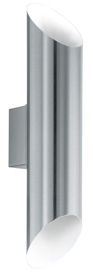 Agolada Stainless Steel Up And Down LED Wall Light IP44