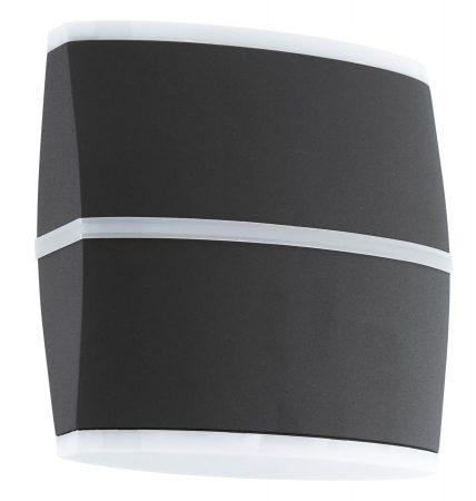 Perafita Modern Anthracite 12w LED Outdoor Wall Light IP44