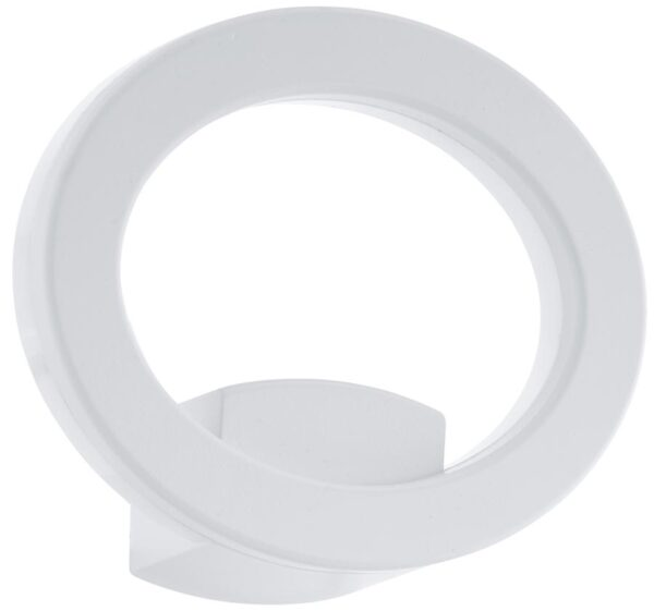 Emollio White Oval LED Outdoor Wall Washer Light IP44
