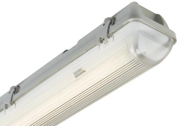 2ft Non Corrosive IP65 1 x 18w T8 Garage Fluorescent