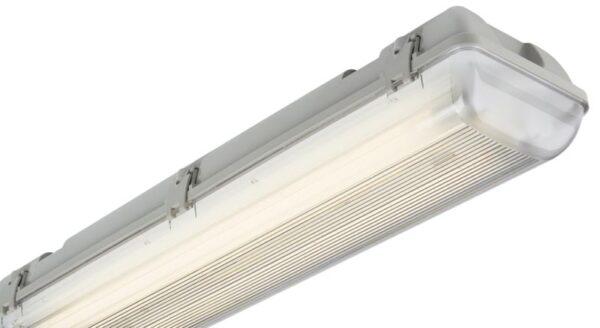 2ft Non Corrosive IP65 2 x 18w T8 Garage Fluorescent