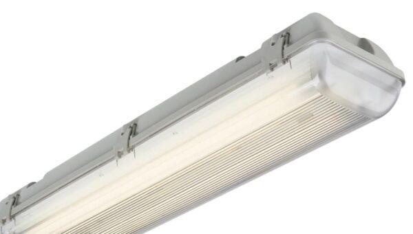 6ft Non Corrosive IP65 2 x 70w T8 Garage Fluorescent