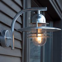 Art Deco Outdoor Lighting