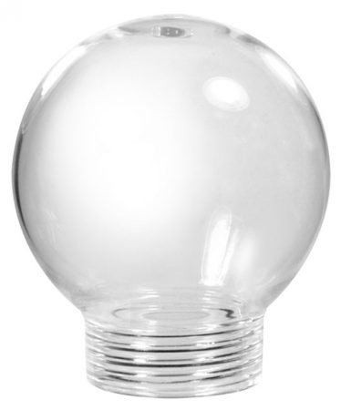 Halogen Adaptor Clear 45mm Golf Ball Lamp Cover
