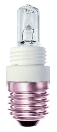 E27 Light Bulb Adaptor With 18W G9 Capsule Lamp