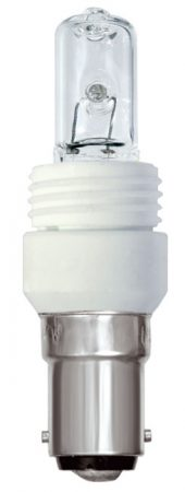 SBC Light Bulb Adaptor With 28W G9 Capsule Lamp