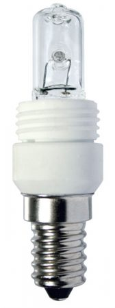 SES Light Bulb Adaptor With 28w G9 Capsule Lamp